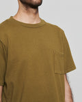 paa - SS Pocket Tee - Army Green