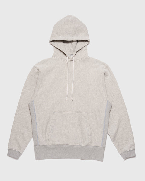paa - Hooded Pullover Sweatshirt - Heather Grey