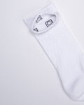 Recycled Crew Sox 2.5 - White
