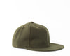 Melton Ball Cap - Olive