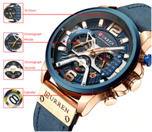 Load image into Gallery viewer, NEW 2019 LUXURY WATER RESISTANT WATCH