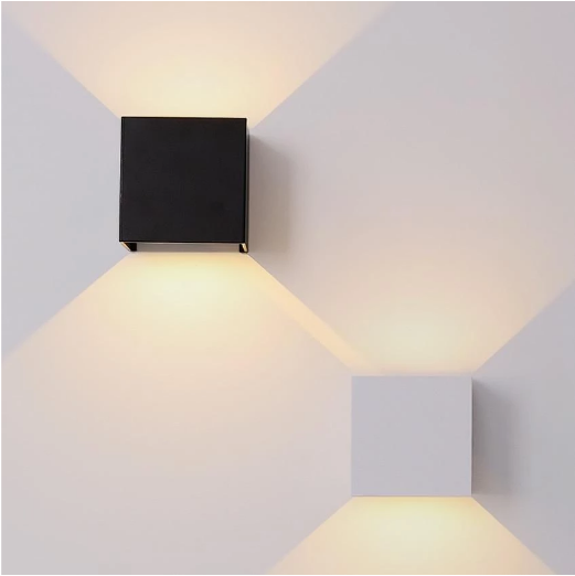 MODERN OUTDOOR LED WALL LIGHT FIXTURE