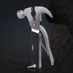 Tac tool  stainless steel multi-function hammer survival tool