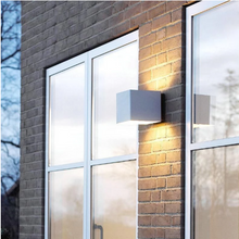 Load image into Gallery viewer, MODERN OUTDOOR LED WALL LIGHT FIXTURE