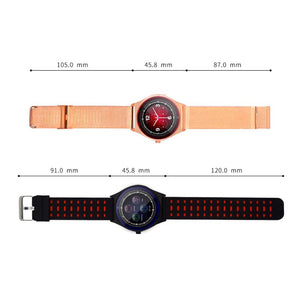 N9 Smart Watch. With many Functions you need and the Look you Love!