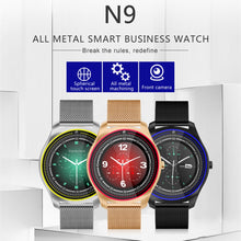 Load image into Gallery viewer, METAL BAND SMART WATCH