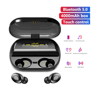 NEW TOUCH CONTROL WIRELESS EARBUDS