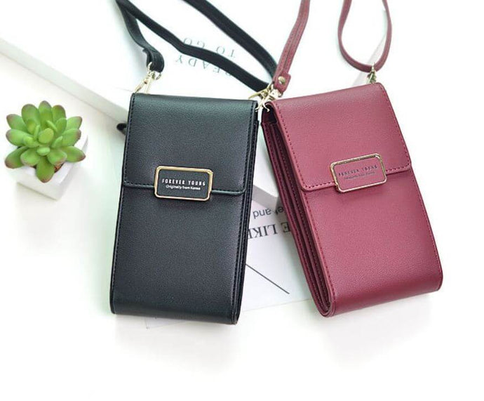 New 2019 Women Shoulder Bag Card Holders Women Phone Purse