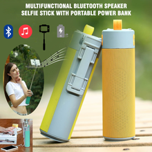 Load image into Gallery viewer, 4 IN 1 BLUETOOTH SPEAKER MONOPOD