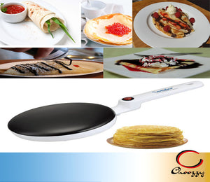 Easy Electric Crepe Maker