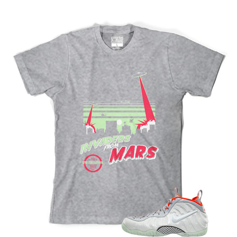 watch d19f1 60fd4 Invaders Tee to match Yeezy Foams-Effectus Clothing