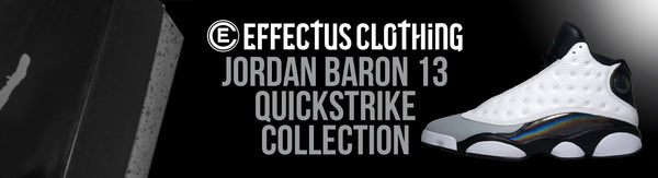 46a90eb21884 The Jordan Wolf Grey Baron 13 sneakers released today. We have a lot of  clothing to match as always. Rackup this weekend!