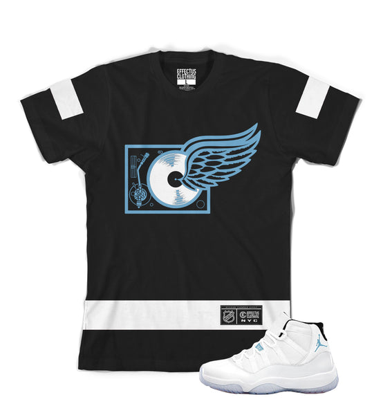 8ff8b897a533 Shirt to match Legend Blue 11s added-Effectus Clothing