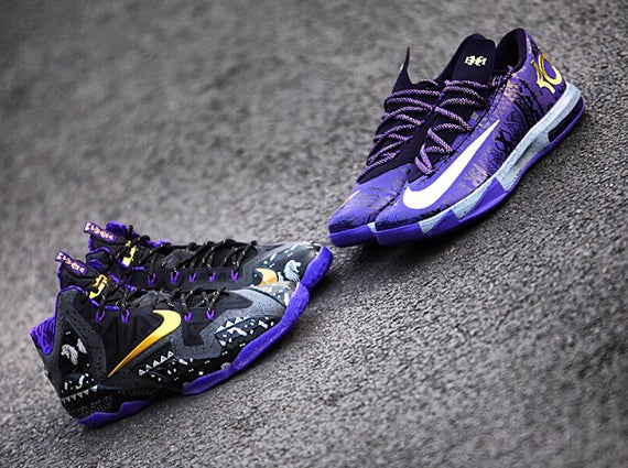 713d0f2cb1ef ... KD 6 BHM and the Lebron 11 BHM. They both have similar color ways but  which black history month sneaker would you cop  Or will you grab both on  Feb 1st