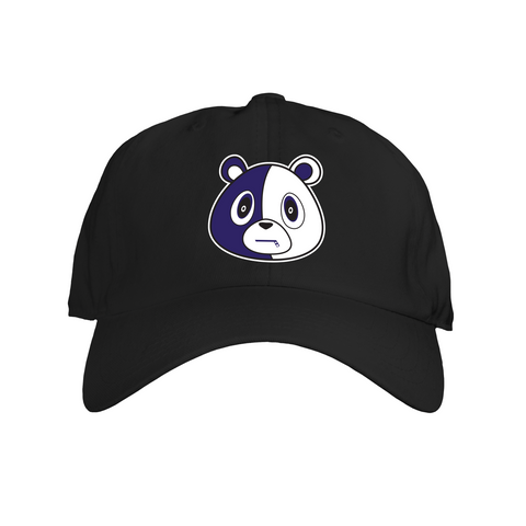 Bear Hat Purple
