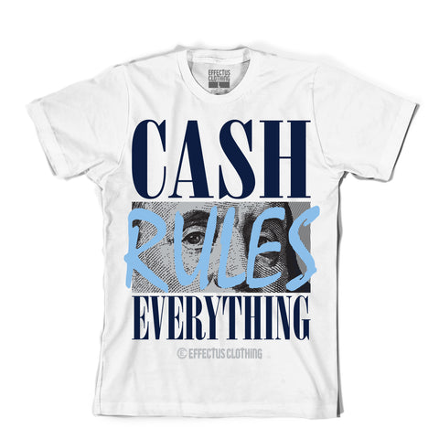Cash Rules Stone Blue