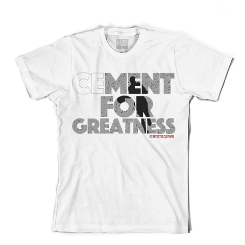 Cement For Greatness