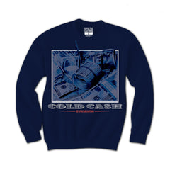 Cold Money Crewneck