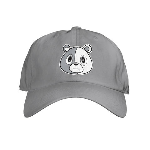 Bear Hat Cool Grey