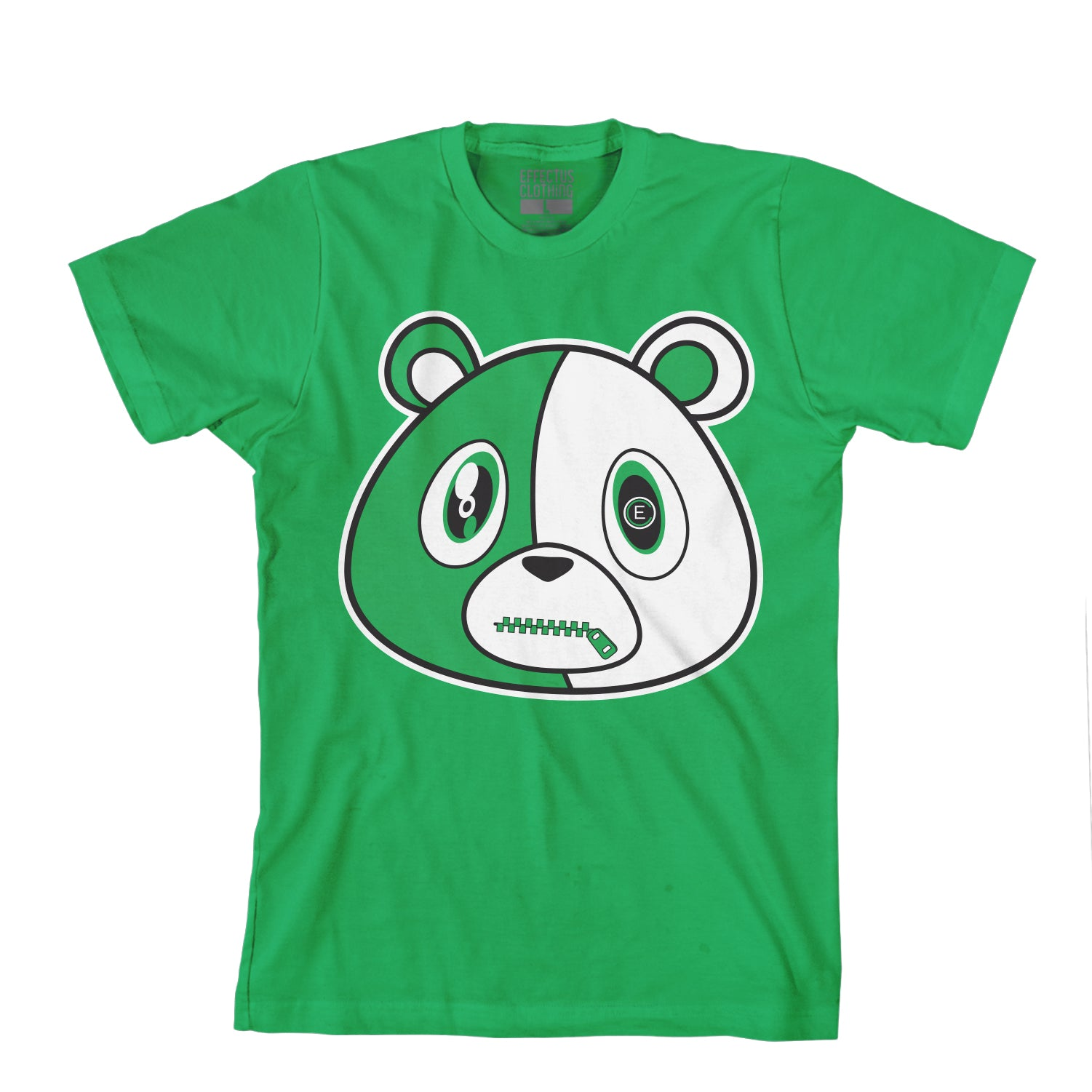 E Bear Irish Green