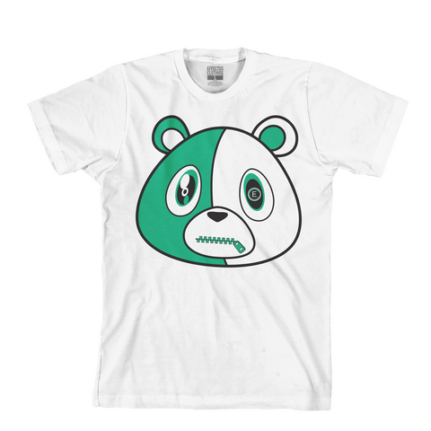 E Bear Lucky Green