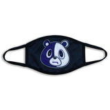 E Bear Purple Mask