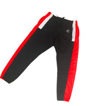 Bred Cut & Sew Pants