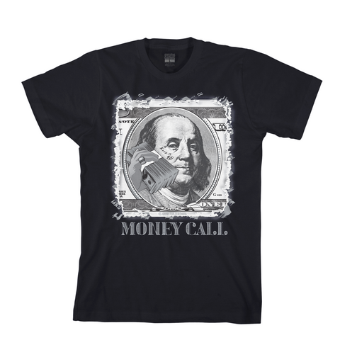 Money Call Tee