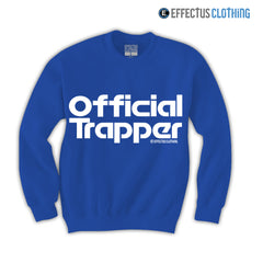 Official Trapper Crewneck