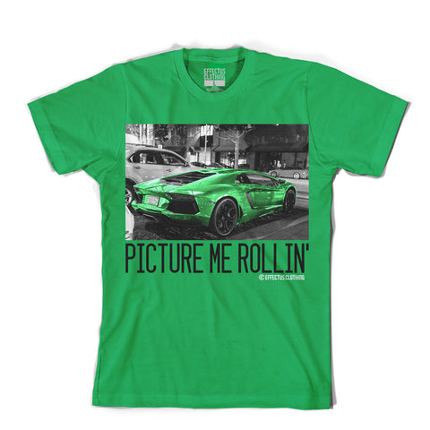 Rollin Irish Green