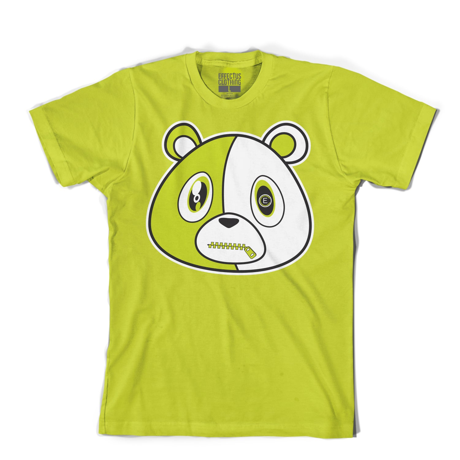 E Bear Safety Green