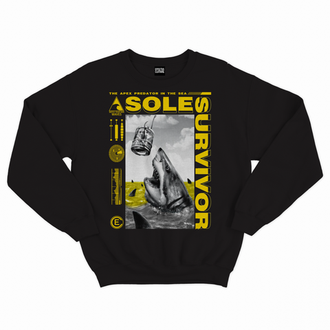 Sole Survivor Crewneck