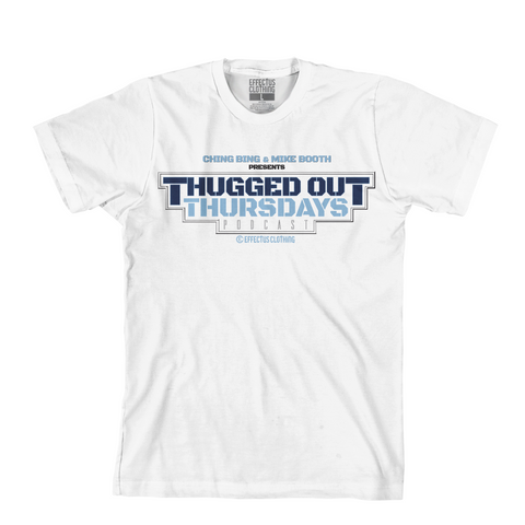 Thugged Out UNC Tee