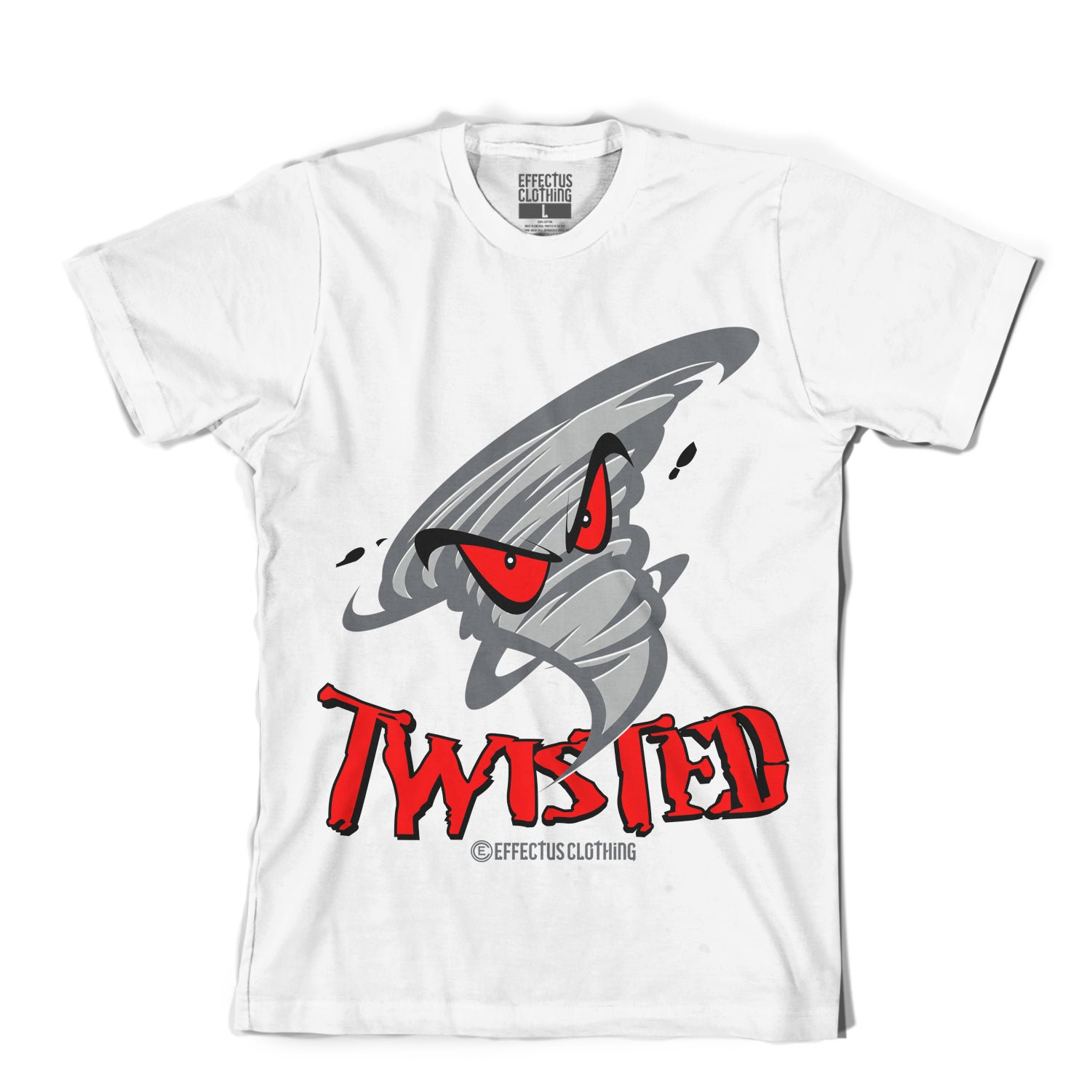 Twisted Flint Red