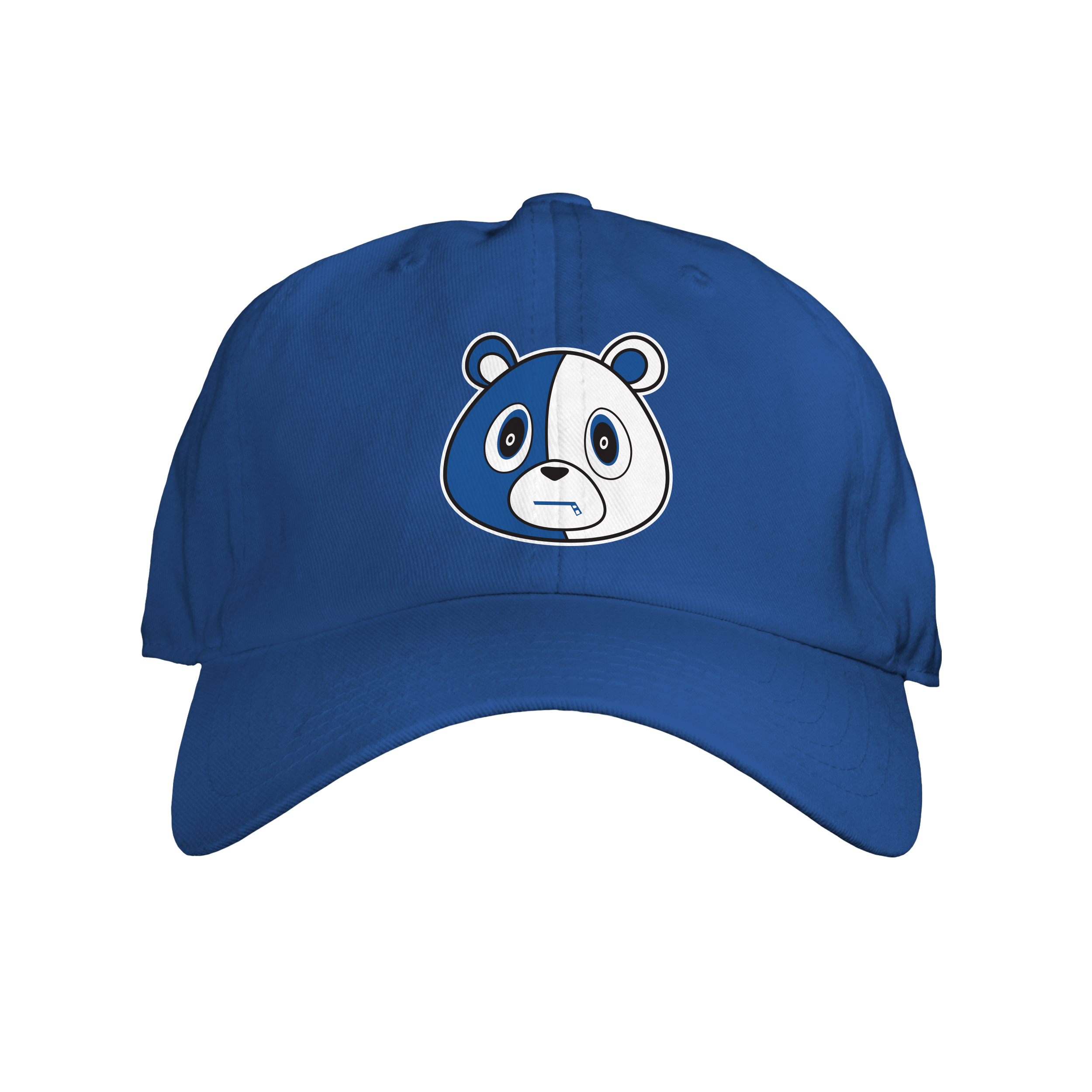 Bear Hat Royal