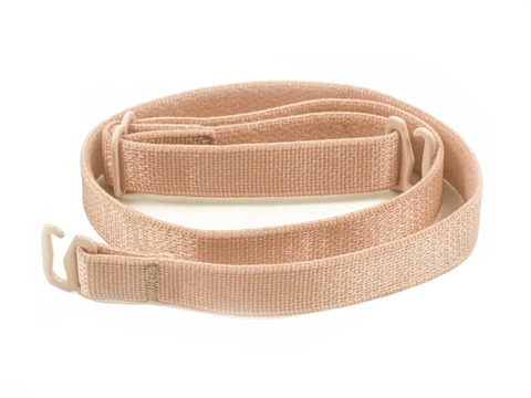 Beige Nude detachable or replacement bra strap