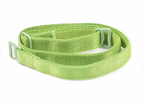 Lime Green detachable or replacement bra strap