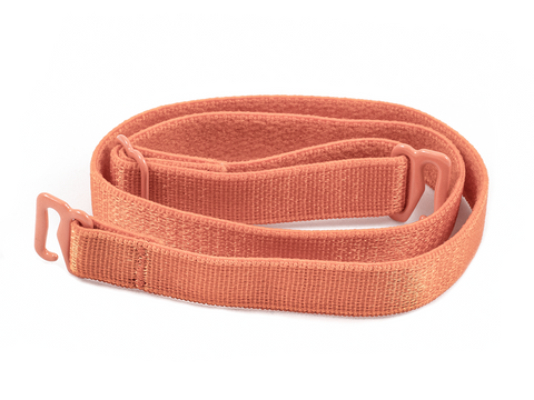 Orange replacement or detachable bra straps
