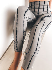Mid Mod High Waisted Leggings