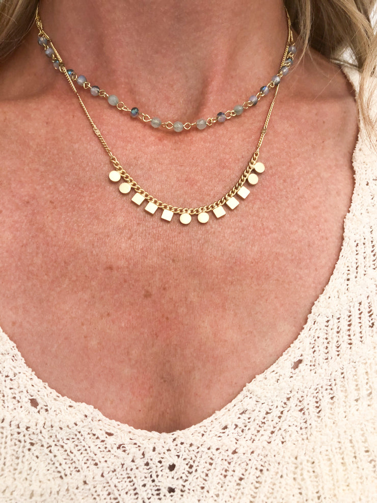 Stunning Layered Necklace