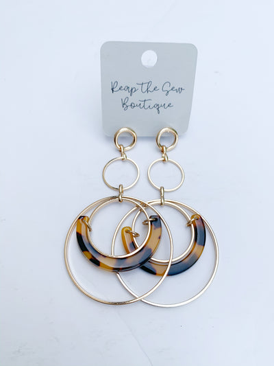 Risk Taker Earrings