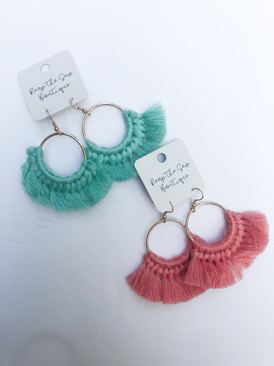Brighten You Up Earrings
