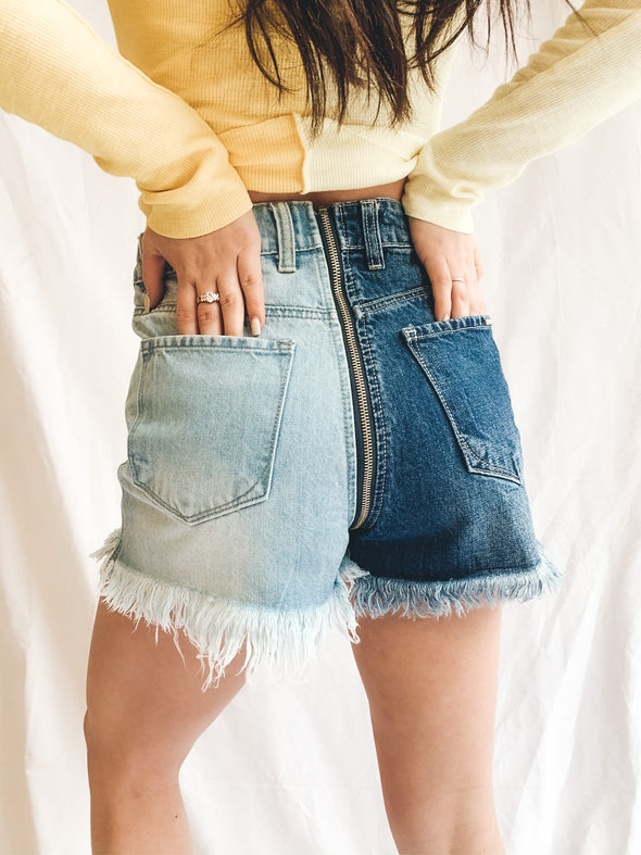 Gladly High Waisted Shorts