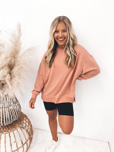 Love Found Me Pullover
