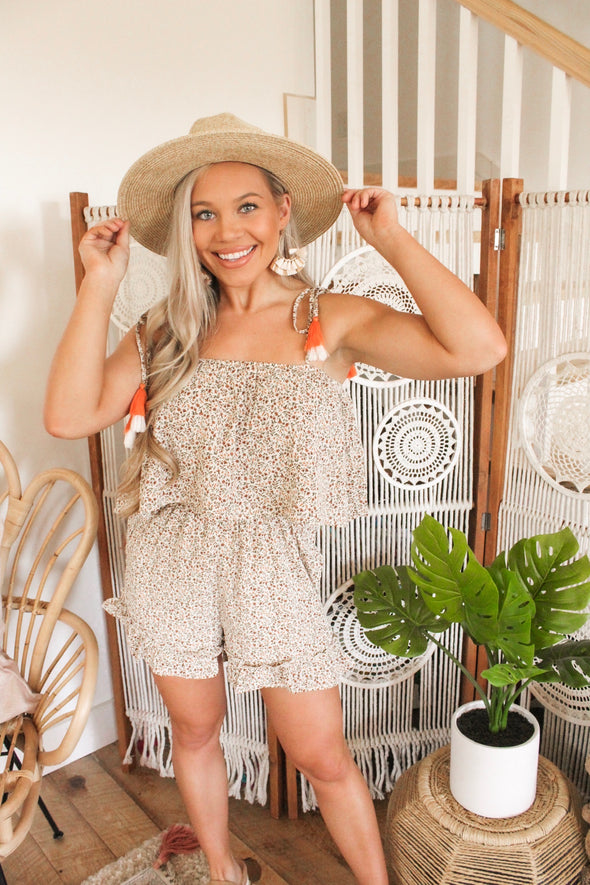 Ms.Honey Romper