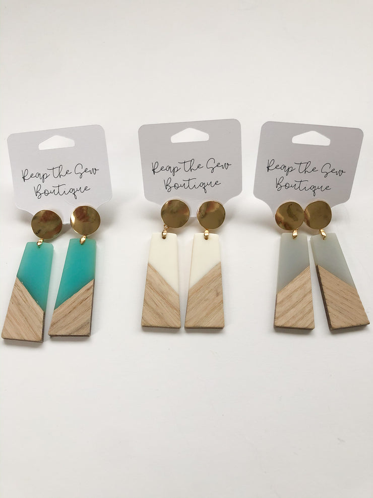 Here and Now Earrings