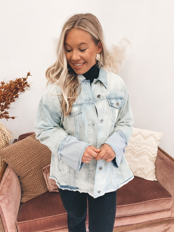 Denny Denim Jacket