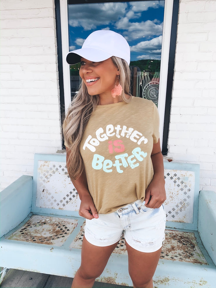 Together is Better Graphic Tee