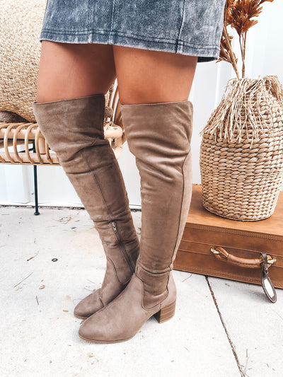 Suite Up Boots