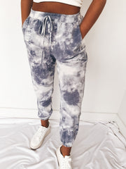 On My Terms Tie Dye Joggers